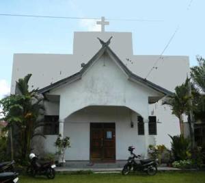 gereja-kurun