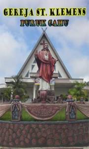 Gereja St. Klemens Puruk Cahu