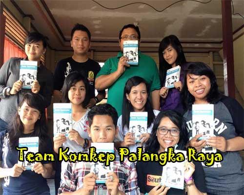 team Komkep Palangka Raya